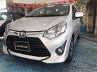 Bán ô tô Toyota Wigo sản xuất 2018, màu bạc, nhập khẩu Indonesia