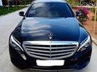 Cần bán lại xe Mercedes C250 Exclusive sản xuất 2015, màu đen