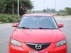 Cần bán lại xe Mazda 3 1.6 AT sản xuất năm 2009, màu đỏ, xe nhập số tự động, giá tốt