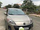 Bán Mazda 3 sản xuất 2014, màu vàng, giá tốt