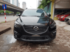 Bán xe Mazda CX 5 2.5 năm 2017 màu đen, giá chỉ 845 triệu