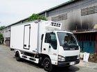 Bán xe tải Isuzu 1T9 - 2T4 đông lạnh, trả góp chỉ 15% giao ngay