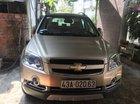 Bán Chevrolet Captiva 2011, màu vàng, xe nhập, số tự động