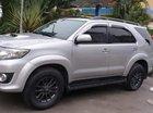 Bán xe Toyota Fortuner sản xuất năm 2016, màu bạc, nhập khẩu