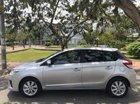 Bán Toyota Yaris G năm sản xuất 2016, màu bạc, nhập khẩu