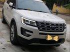Bán Ford Explorer 2016, màu trắng, xe nhập