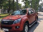 Bán lại xe Isuzu Dmax 2.5 MT năm sản xuất 2016, màu đỏ, nhập khẩu