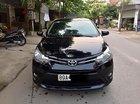 Bán ô tô Toyota Vios 1.5E sản xuất 2016, màu đen như mới