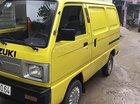 Bán gấp Suzuki Super Carry Van đời 2010, màu vàng, chính chủ