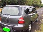 Bán Nissan Grand livina 1.8 MT sản xuất năm 2011, màu xám, số sàn