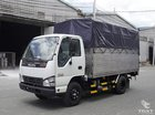 Xe tải Isuzu 2.5 tấn, thùng mui bạt 3m6