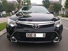 Toyota Camry 2.0E sản xuất 2017, màu đen, biển Hà Nội