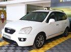 Cần bán xe Kia Carens S SX 2.0MT năm sản xuất 2014, màu trắng