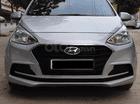 Hyundai Grand i10 2017, màu bạc, giá 348 triệu, xe đi ít chính chủ 0936901339