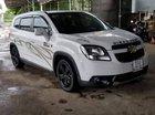 Cần bán lại xe Chevrolet Orlando năm sản xuất 2017, màu trắng xe gia đình, giá 550tr