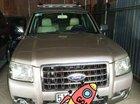 Cần bán lại xe Ford Everest đời 2007 số sàn