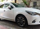Bán Mazda 2 2015, màu trắng, xe nhập