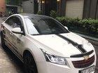 Bán ô tô Chevrolet Cruze LTZ năm sản xuất 2015, màu trắng, giá chỉ 405 triệu