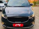 Cần bán lại xe Kia Sedona đời 2017, màu xanh đen như mới, 990tr