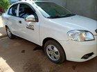 Cần bán xe Daewoo Gentra đời 2008, màu trắng