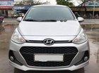 Cần bán gấp Hyundai Grand i10 đời 2018, màu bạc