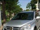 Cần bán gấp Honda CR V năm sản xuất 2011, màu bạc còn mới