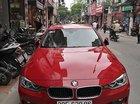 Bán BMW 320i sản xuất năm 2012, màu đỏ, nhập khẩu