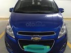 Bán ô tô Chevrolet Spark LT 1.2 đời 2017, màu xanh lam