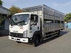 Bán Isuzu 6 tấn thùng chở gia súc 6m6, hỗ trợ ngân hàng