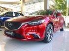 Khuyến mãi tháng 4 - Mazda 3 - màu đỏ - xe có sẵn giao ngay - KM lên đến 25 triệu - 0906.612.900