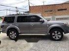 Cần bán lại xe Ford Everest sản xuất 2010, màu xám, giá tốt