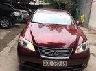 Cần bán gấp Lexus ES 350 năm 2007, màu đỏ, không tiếp thợ