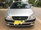 Bán Hyundai Getz MT 2010 màu bạc, xe nhập khẩu, số sàn
