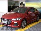 Bán Hyundai Elantra turbo 1.6AT sản xuất 2018, màu đỏ