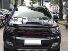 Bán xe Ford Ranger Wildtrak 3.2 sản xuất năm 2017, màu xám (ghi), xe nhập, giá tốt