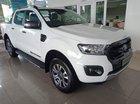Bán ô tô Ford Ranger sản xuất 2019, màu trắng, nhập khẩu Thái