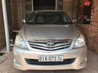 Cần bán Toyota Innova 2011, màu bạc, nhập khẩu nguyên chiếc xe gia đình, giá 457tr