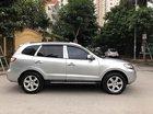 Cần bán xe Hyundai Santa Fe đời 2007, màu bạc chính chủ