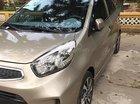 Cần bán xe Kia Morning Si AT năm sản xuất 2016, màu xám, giá chỉ 358 triệu