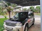 Bán xe Ford Everest 2.5L 4x2 MT đời 2005, màu đen