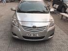 Bán Toyota Vios sản xuất 2010 màu bạc, giá tốt