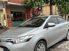 Bán xe Toyota Vios 1.5E đời 2016, màu bạc số sàn