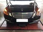 Cần bán gấp Mercedes E300 2012, màu đen chính chủ