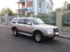 Cần bán xe Ford Everest 2.6L 4x2 MT năm 2008, màu bạc còn mới giá cạnh tranh