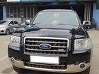 Cần bán gấp Ford Everest XLT 2007, màu đen
