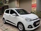 Cần bán gấp Hyundai Grand i10 1.2 AT sản xuất năm 2016, màu trắng, nhập khẩu