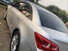 Cần bán Chevrolet Cruze đời 2017, màu bạc, nhập khẩu số sàn