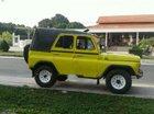 Cần bán Kia Jeep sản xuất năm 1990, màu vàng, nhập khẩu giá cạnh tranh