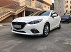 Bán xe Mazda 3 Sedan trắng 2017 xe chính chủ còn mới cứng