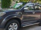 Bán Toyota Fortuner V 2.7 AT 4×4 đời 2012, màu xám số tự động mới 80%